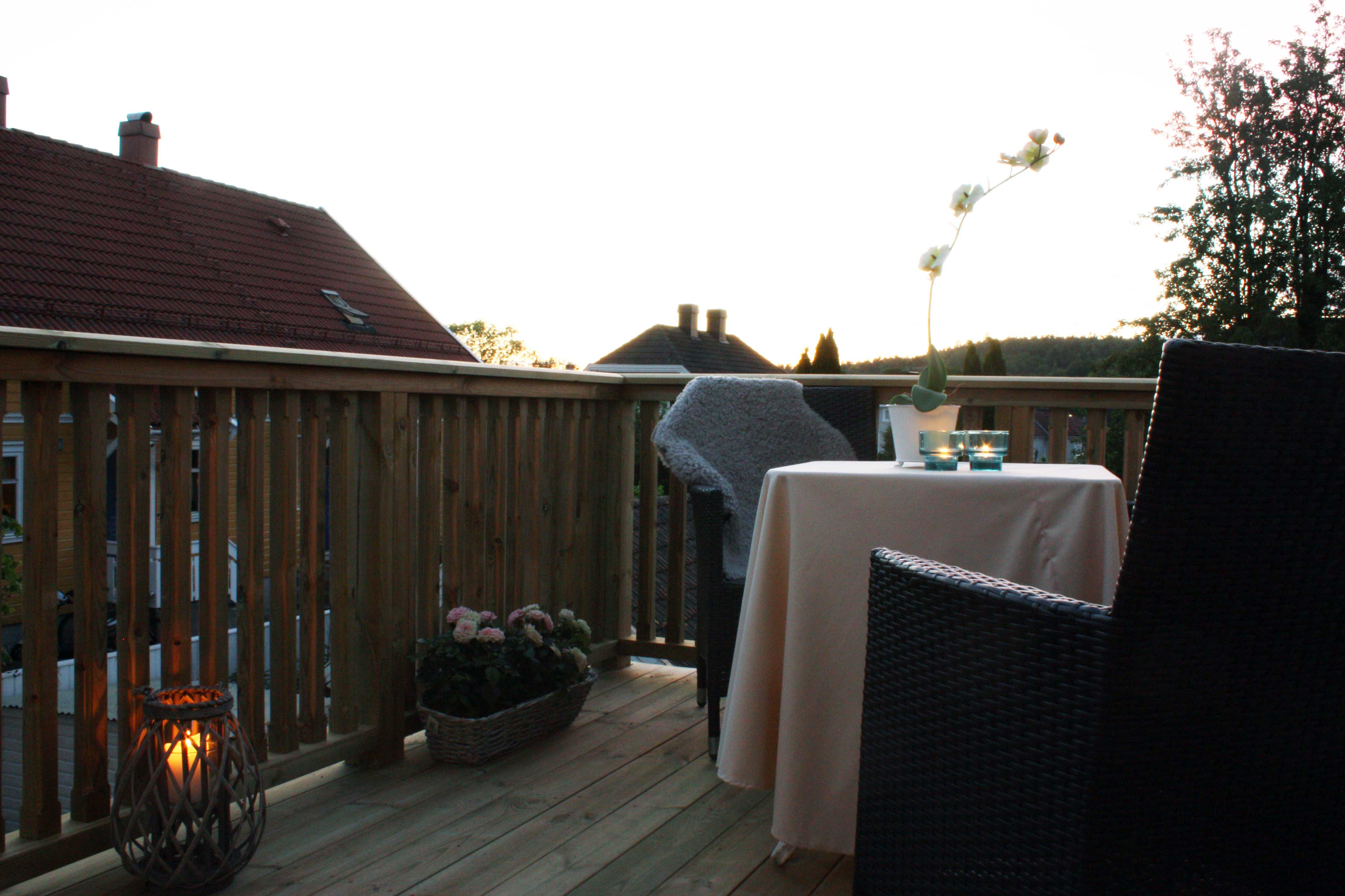 terrasse 2 etg